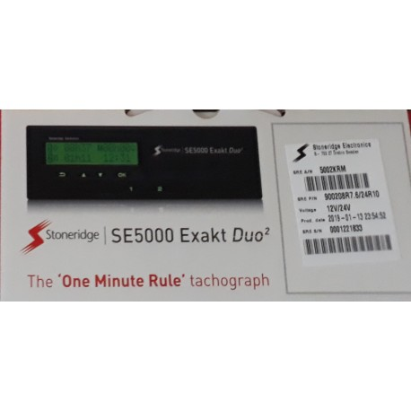 Tachograf SE 5000